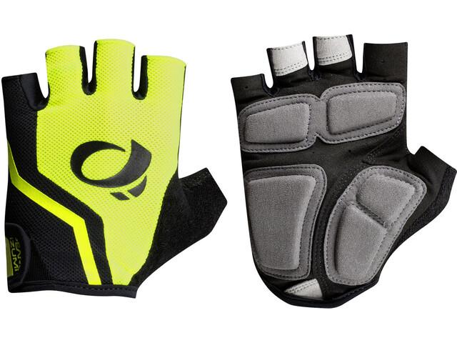 PEARL iZUMi Select Gloves Men screaming yellow/black